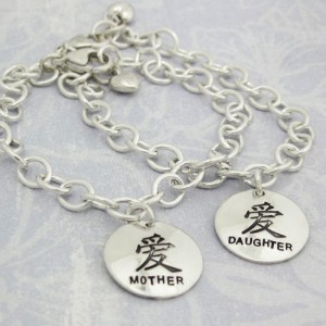 Mother Daughter Matching Bracelets